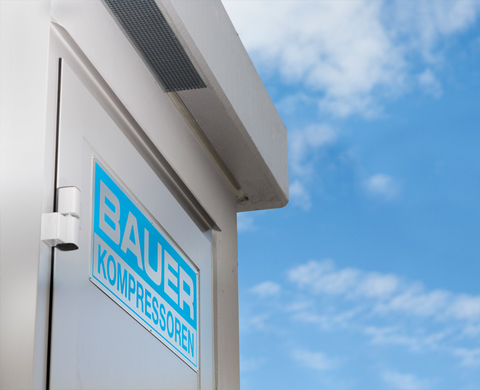 BAUER CNG system solutions combining uncompromising quality with leading turnkey technology and high investment protection.