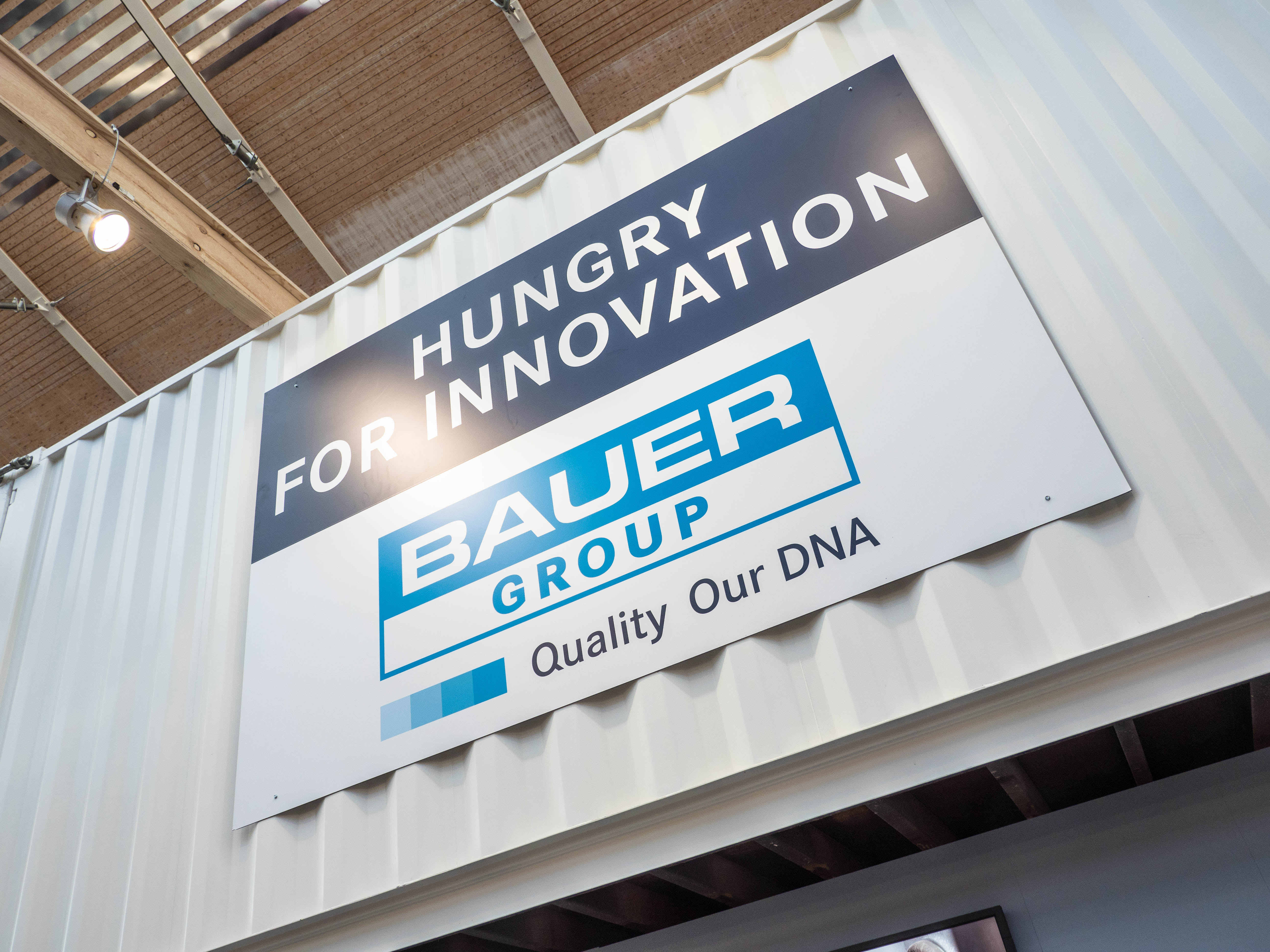 Hungry for innovation-The BAUER ComVac Claim 2019